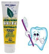 Польза зубных паст без фтора для детей
