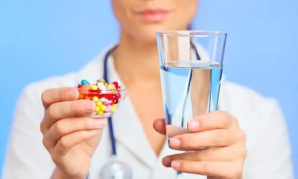 Аптечные препараты для терапии