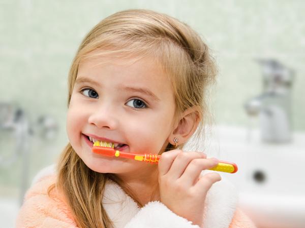 Гигиенический уход за полостью рта
