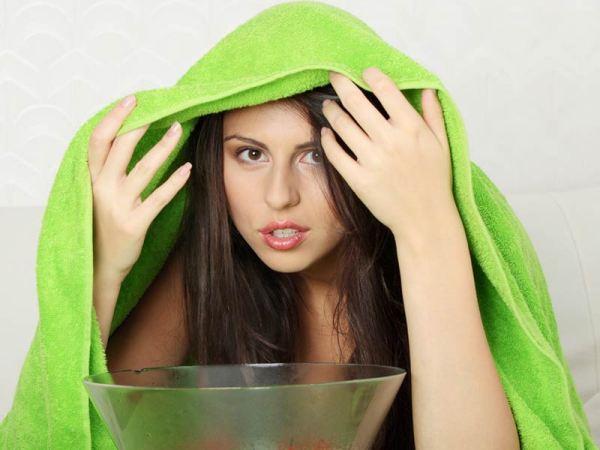 Бактериальный тонзиллит можно лечить ингаляциями