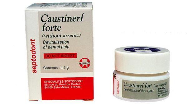 Заменители мышьяка в стоматологии