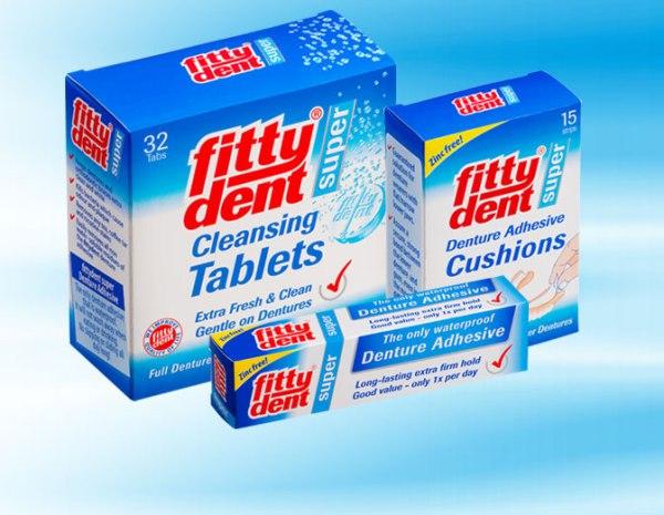 Фиттидент крем для фиксации зубных протезов цена