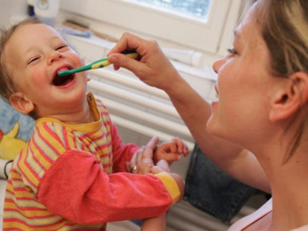 Катаральный стоматит у детей