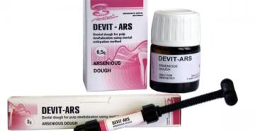 Использование мышьяка в стоматологии для беременных и детей