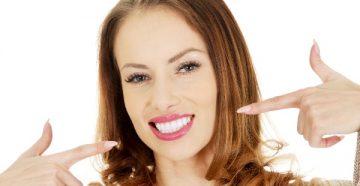 Процедура наращивания передних зубов