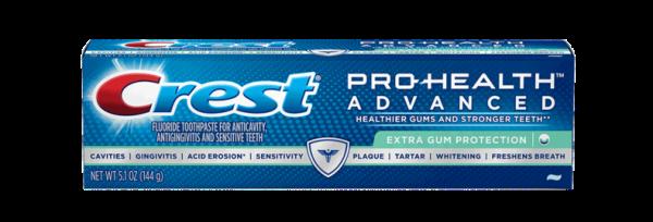 Зубная паста crest 3d white