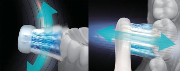 Ультразвуковая зубная щетка ultrasonic отзывы