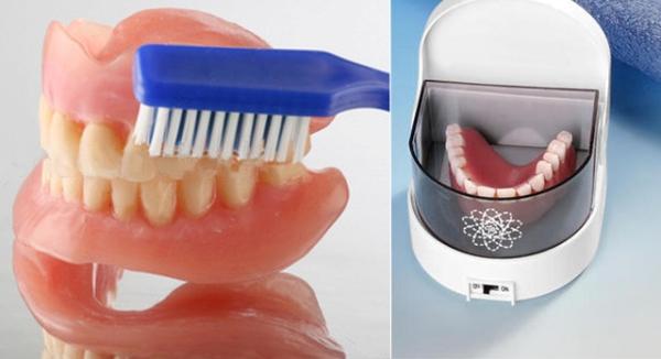 Полные зубные протезы акри фри