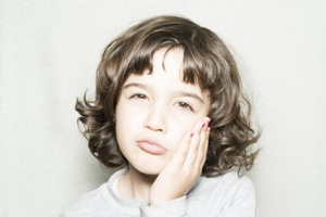 Чем лечить флюс ребенку