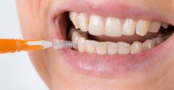 Показания к применению ершиков для зубов и правила выбора