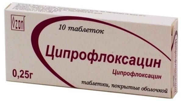 Какие антибиотики назначают при флюсе