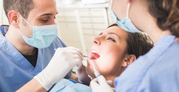 Общие и местные симптомы образования кисты зуба