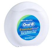 Виды зубной нити Орал БИ
