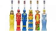 Выбор электрической зубной щетки для детей
