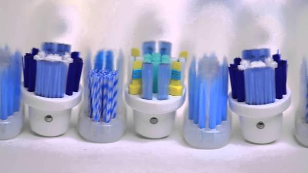 Электрическая зубная щетка для детей от 10 лет