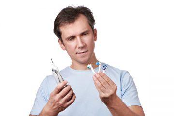 Популярные электрические зубные щетки – как выбрать подходящую