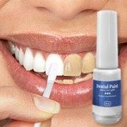 Применение лака для зубов
