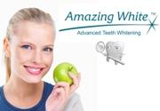 Преимущества отбеливания Amazing White