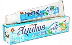 Тайская зубная паста купить