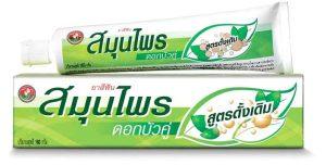 Зубная паста из Тайланда фото