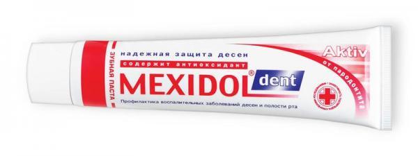 Зубная паста mexidol отзывы