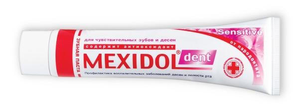 Мексидол зубная паста купить