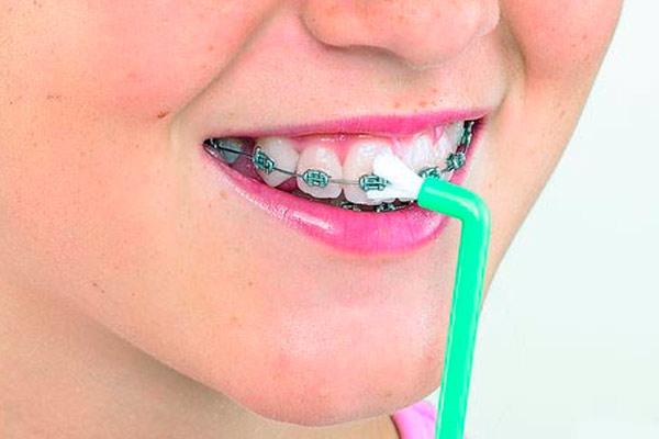 Зубная щетка для брекетов oral b