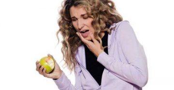 Болит челюсть при жевании – причины и лечение