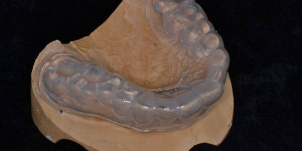 Капы для защиты зубов против бруксизма цены