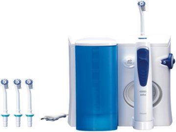 Инструкция по применению ирригатора Braun Oral B professionalcare oxyjet md20