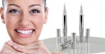 Инструкция по использованию карандашей для отбеливания зубов и отзывы