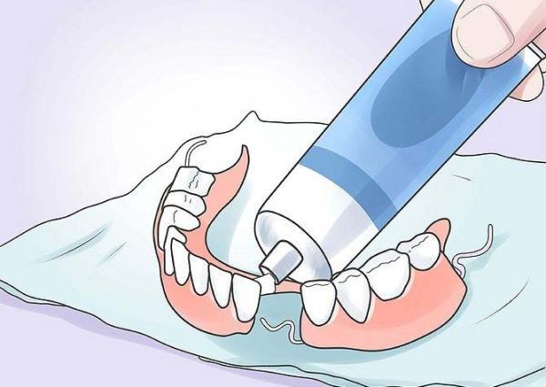 Rocs крем для фиксации зубных протезов купить