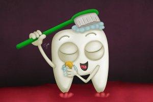 Отбеливание зубов с помощью масла лимона