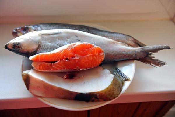 Рыба и здоровье зубов
