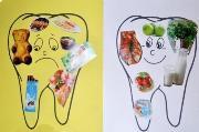 Вредные для зубов продукты