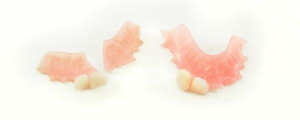 Зубные протезы съемные нейлоновые цена