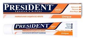 Зубная паста президент цена