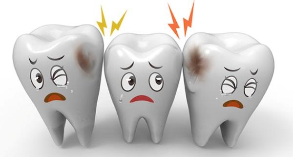 Лечение детского кариеса молочных зубов цена