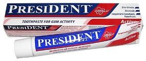 Зубная паста президент актив состав цена