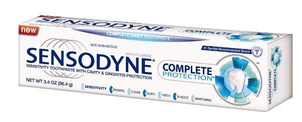 Sensodyne зубная паста отзывы