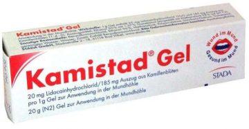 Гель Камистад – его состав и инструкция по применению