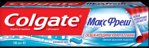 Реклама колгейт зубная паста прополис