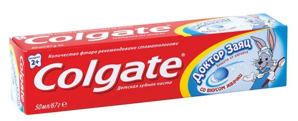 Зубная паста колгейт тотал 12 профессиональная чистка