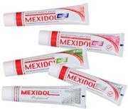 Отзывы о зубной пасте Мексидол Дент