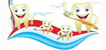 Как правильно ухаживать за постоянными и молочными зубами