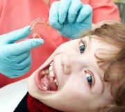 Лечение открытого прикуса у детей