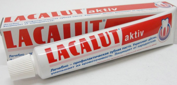 Зубные пасты от пародонтоза отзывы