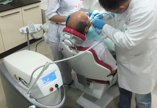 Отзывы о лазерной имплантации зубов