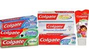 Линейка зубной пасты Колгейт