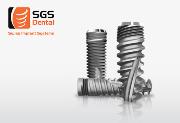 Модели имплантов SGS